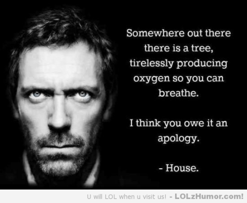 House meme Monday morning students